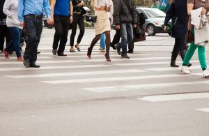 Pedestrian Injuries